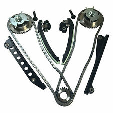 Timing Chain Kit Cam Phaser For 04-08 Ford F-150 F-250 Lincoln 5.4 TRITON 3Valve