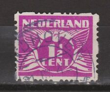 Roltanding 35 gestempeld used MOOI STEMPEL EINDHOVEN NVPH Nederland syncopated