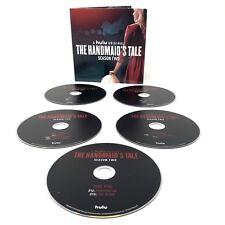 THE HANDMAID'S TALE SEASON 2 HULU 13 Episodes 5 DVDs FYC 2019 w/ Streaming Code
