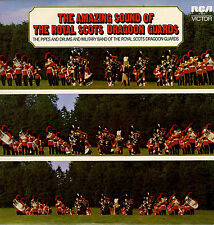 LP The amazing Sound of The Royal Scots Dragon Guards - Pipes, Drums, Military