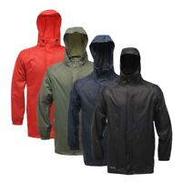 Regatta Pack It  Mens Waterproof Breathable Packaway Golf Walking Jacket RRP £30