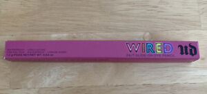 Urban Decay Wired 24/7 Glide-On Eye Pencil AMPED Full Size Brand New In Box!