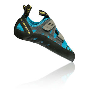 La Sportiva Womens Tarantula Climbing Shoes Trainers Sneakers Blue Grey
