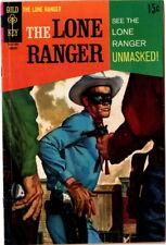 The Lone Ranger No 13, 1969, Vintage Gold Key Comic