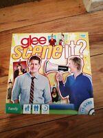 Scene It Glee DVD Board Game TV Trivia Quiz Knowledge FREEPOST FAST DISPATCH