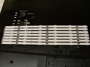 SAMSUNG UE65JU6400 UE65JU6500 LED STRIP BN96-38116A S_5U75_65_FL_R6_REV1.4   S7