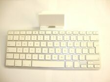 A1359 Genuine Apple iPad 1,2,3 Keyboard Dock 1st 2nd 3rd Gen iPod iPhone 30 pin
