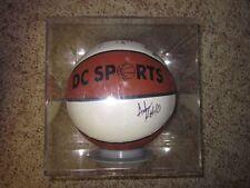 2001-2002 Syracuse University Orange Autographed Basketball (GREAT COLLECTIBLE)