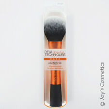 "1 REAL TECHNIQUES Makeup Brush - HD Powder Brush  ""RT-1401""   *Joy's cosmetics*"