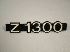 KAWASAKI . Z1300, A1 -A4, '79 - '82 NEW CAST REPRODUCTION SIDE COVER BADGE.