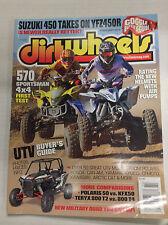Dirt Wheels Magazine 570 Sportsman 4x4 First Test February 2014 032717nonR