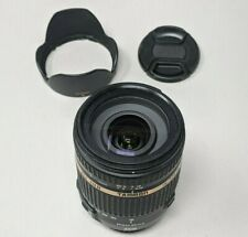 Tamron 18-270mm F/3.5-6.3 Aspherical DI II VC PZD B008 EF Mount Lens For Canon