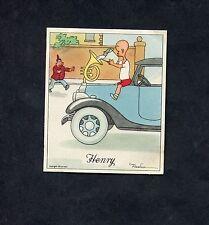 "J.Wix - 1936 - Henry - ""Water, Brass Instrument & Car"""