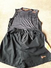 Mens Mi•Fit Athletic Vest Top And Shorts Set.