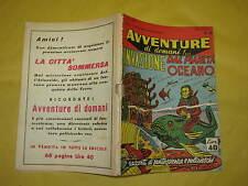 AVVENTURE DI DOMANI  EDIZIONI MONDIALI  NUMERO 26 DEL 20 GENNAIO 1958