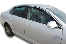 Wind deflectors 4pc set TINTED HEKO for VW JETTA mk3 saloon 2005-2010
