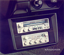 PIONEER KP-77H/GM-4 By Honda,version Cr02, Deck Component,centrate,kex,kpx,keh,