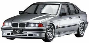Hasegawa 1/24 Scale BMW 320i w/ Chin Spoiler Plastic Model Kit 20491