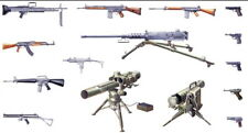 Italeri Models 1/35 Modern Light Weapons Set