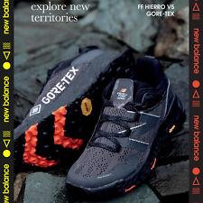 New Balance FreshFoam X Hierro Gore-Tex Wide Men Women Trail Running Shoe Pick 1