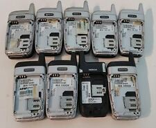 9 Lot Nokia 6061 6101b 6103b Cti Movil Movistar & Personal Mobile Phones Used