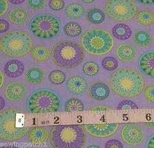 Hi De Ho Flower Fabric sewing patchwork fat quarters cotton flowers 22257-14