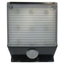 Portfolio Solar LED Step Light With Motion Sensor ~ New In Box ~ Retail $24