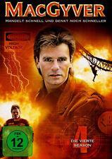 MacGyver - Die komplette 4. Staffel (Richard Dean Anderson)            DVD   504