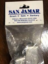San Jamar B500gr Speed Rack Hanger Straps Stainless Steel Pk2 Sanitary Amp Safe