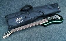HOFNER HCT-SH-GR SHORTY TRAVEL Electric Guitar METALIC GREEN with Gig Bag