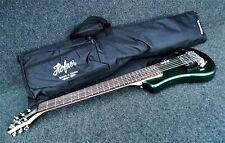 HOFNER HCT-SH-GR SHORTY TRAVEL Electric Guitar METALIC GREEN with Gig Bag