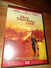 What Dreams May Come New Oop Dvd Robin Williams 1998 Factory Sealed movie