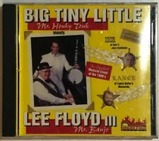 "Big Tiny Little ""Mr. Honky Tonk"" Meets Lee Floyd III ""Mr. Banjo"" - Near Mint Con"