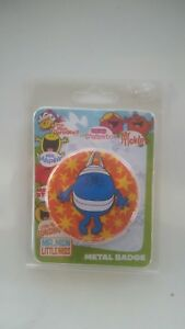 Mr Men Mr bump badge Birthday Favours Party collectors