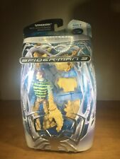 "2007 Spiderman 3 Walmart Limited Edition Sandman 5"" Figure With Attack Hands!"