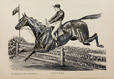 Print To Sell- RESTORED ANTIQUE HORSE RACING PRINTS VOL.2 - Images Disc/Download