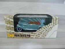 IXO Museum 1/43 - Salmson S4E 1938 Convertible