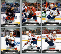 2019-20 Upper Deck MVP Hockey - Base Set Cards & SP's  - Choose Card #'s 1-250