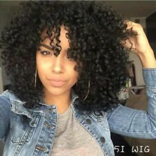Curly Wigs & Hairpieces Wavy Afro