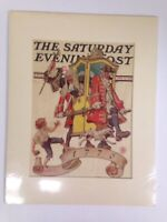 Vintage The Saturday Evening Post June 30, 1928 Magazine Cover  J.C. Leyendecker