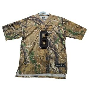 Realtree Rebook Chicago Bears Cutler Jersey Camouflage Style Size XXL NFL