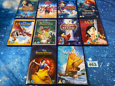 Disney/ Pixar/ Dreamworks 10 DVD Bundle Job Lot