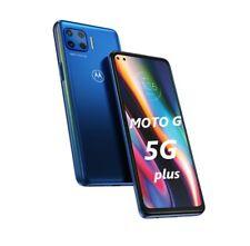 "Lenovo Motorola Moto G 5G plus 64GB+4GB RAM 6,7"" NUOVO DUAL SIM SURFING BLUE"