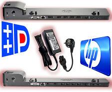 HP 2013 UltraSlim Docking HSTNN-IX10 ★ 2x DP ★ 1x DP ★ 65W ★ 90W ★ 120W Netzteil