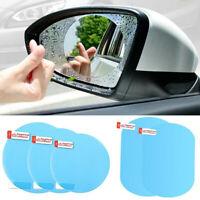 2PCS Rainproof Car Rearview Mirror Sticker Anti-fog Rain Shield Protective Film