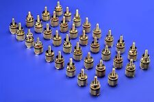 36 BENNIC Co. Gold plated Brass Speaker Terminal Crossover Binding Posts
