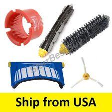 NEW main brush kit + AEROVAC filters for irobot Roomba 550 585 595 620 630 650