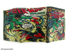 Amazing Spider-Man #157 Doctor Octopus - 100% Genuine Leather - Trifold Wallet