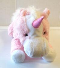 Unstuffed Unicorn Pink White Build Stuff Your Own Animal NeW