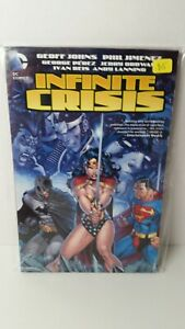 Infinite Crisis Softcover TPB-  Classic Mega Crossover